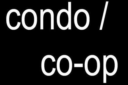 condo / co-op